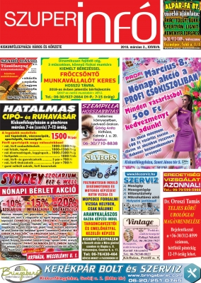 7b076b0374 Olvasósarok | infoKiskunfélegyháza | Információs és szórakoztató ...